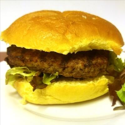 Quarter Pound Gourmet Beef Burger