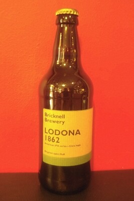Bricknell Brewery - Lodona 1862
