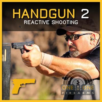 HANDGUN 2, REACTIVE SHOOTING ,SEPT 26TH, 2020 RANGE 5B