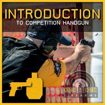 INTRO TO COMPETITION HANDGUN (IDPA) | JUNE 06, 2020 | RANGE 2-6