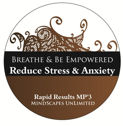 Breathe and Be Empowered-Amazing Stress Reducer, Confidence Builder, ADHD Focus Enhancer (MP3) Info>