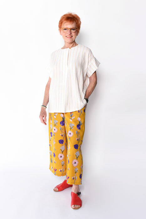 West End Pants with Hugo Top