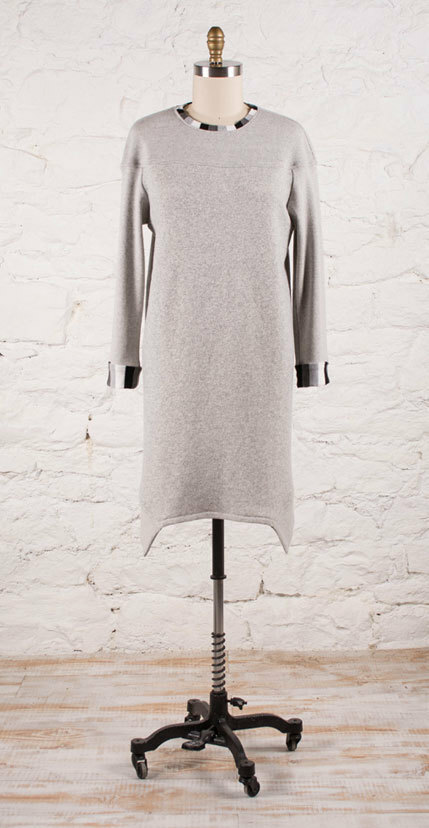 Terry Knit Dress