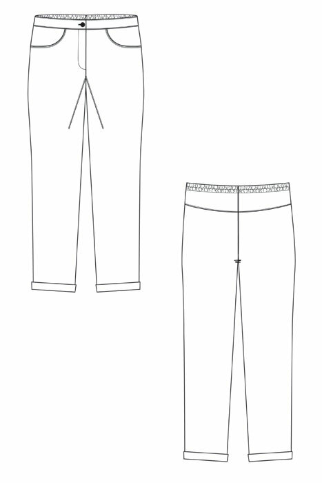 Getaway Jeans (Download Only)