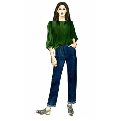 Getaway Jeans PP071