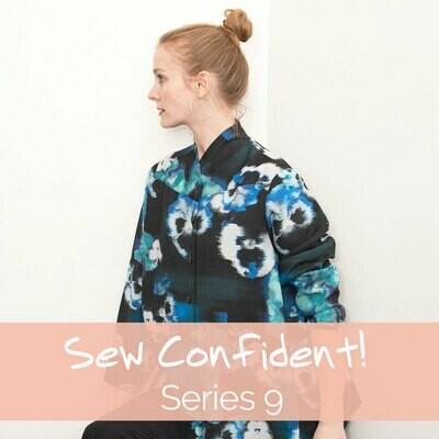 Sew Confident! Series 9 SC20