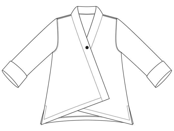 Tremont Jacket FRONT