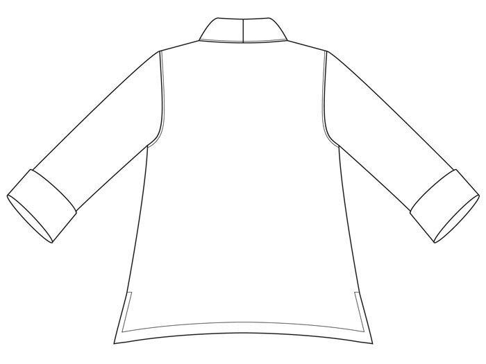 Tremont Jacket BACK