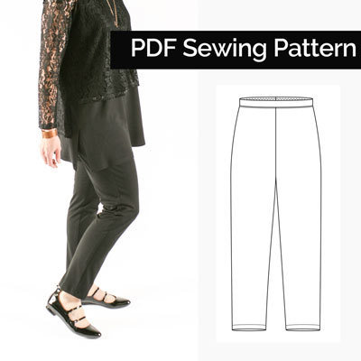 Pencil Pants (Download Only) PD018