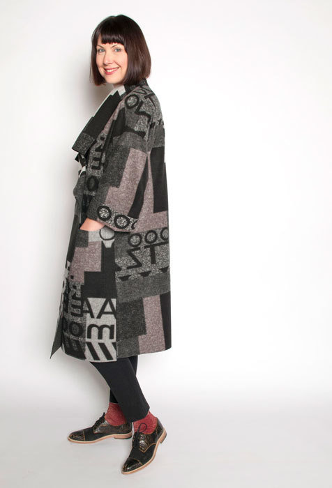 Flatiron Coat & Jacket (Download)