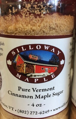 Cinnamon Maple Sugar