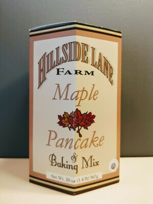Maple Pancake Mix