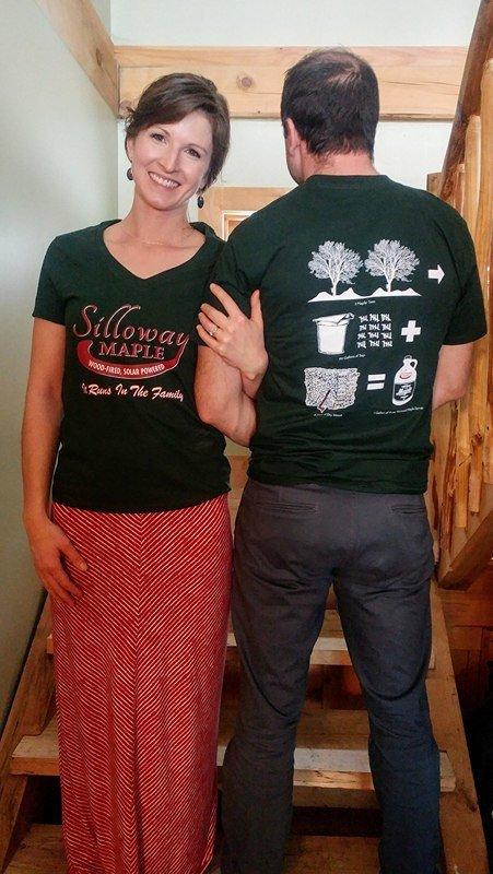 Silloway Maple T-shirts, Men's