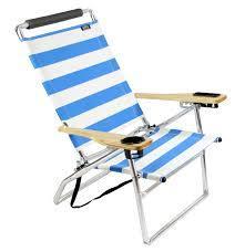 Folding Position Beach Chair