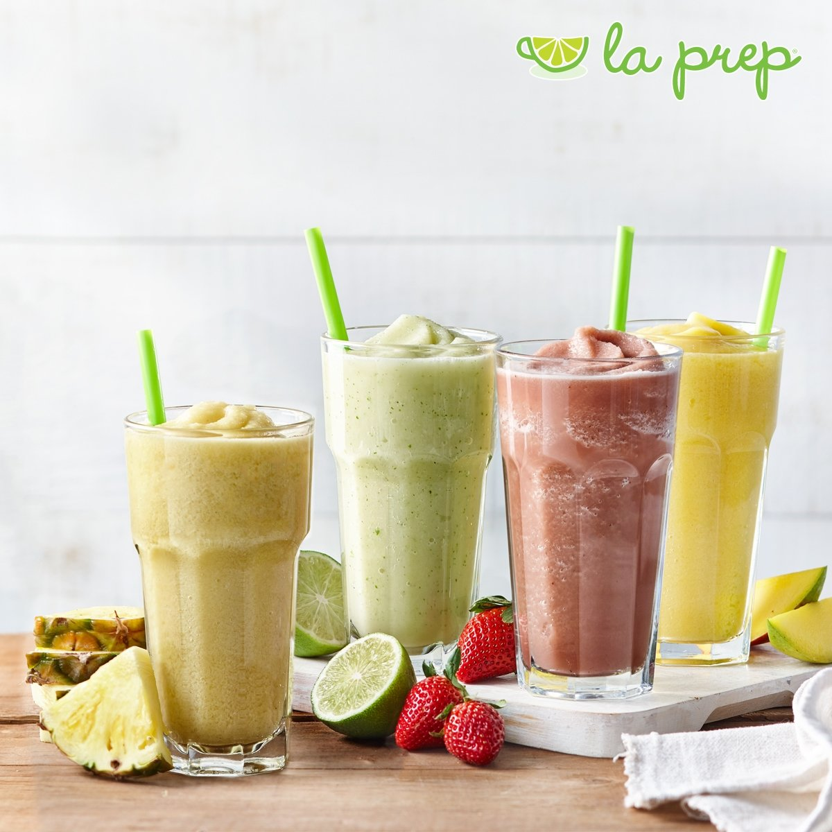 Smoothies aux Fruits