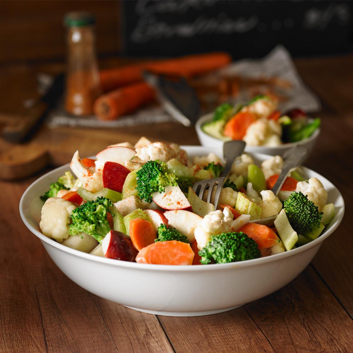 Salade de légumes Californien