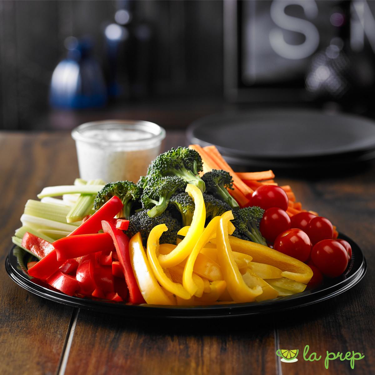 Légumes et trempettes
