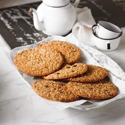 Sélections de biscuits frais du four
