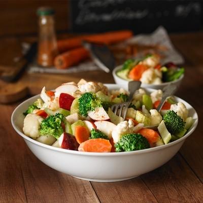California Vegetable Salad