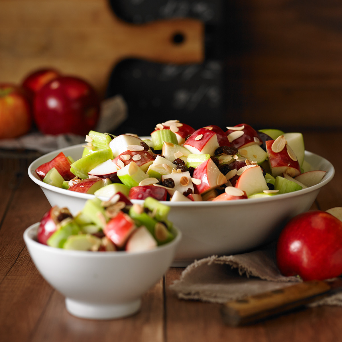 Parisian Apple Salad