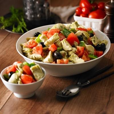 Tomato & Artichoke Salad