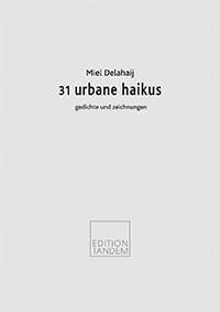 31 urbane haikus
