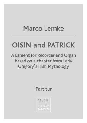 Oisin and Patrick