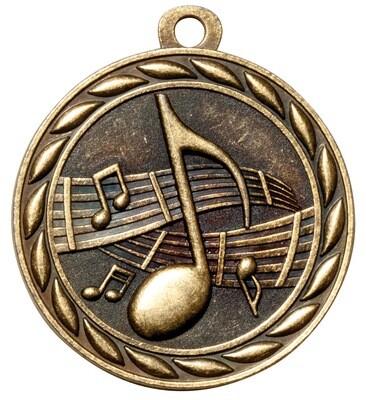 Scholastic Medal Series MUSIC AWARD