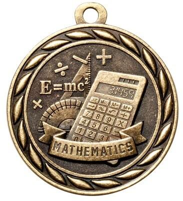 Scholastic Medal Series MATHEMATICS AWARD