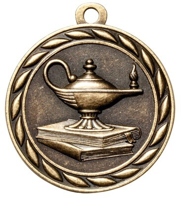 Scholastic Medal Series LAMP OF KNOWLEDGE