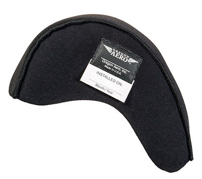 "Zeta III Helmet Liner for Size M Helmets 1/2"" Thick 9A-0039-103"
