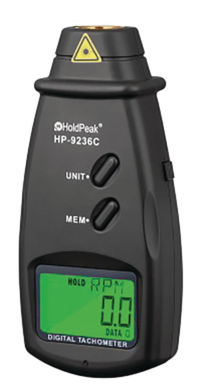 Holdpeak HP-9236C ταχόμετρο