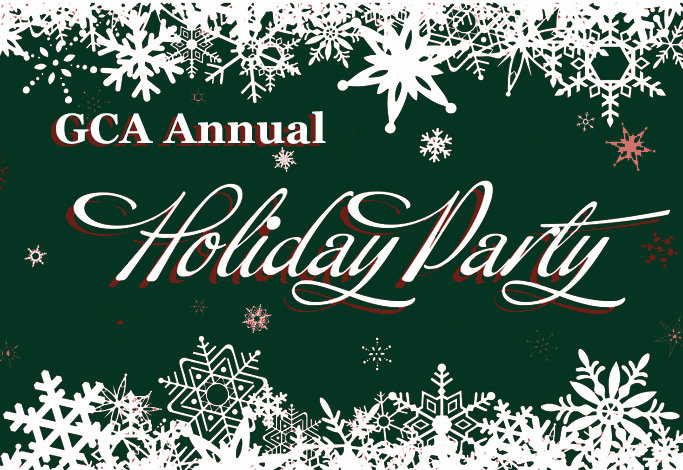 GCA Members Holiday Party