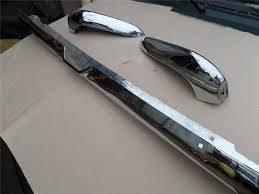 Бампер передний, задний и части к ним