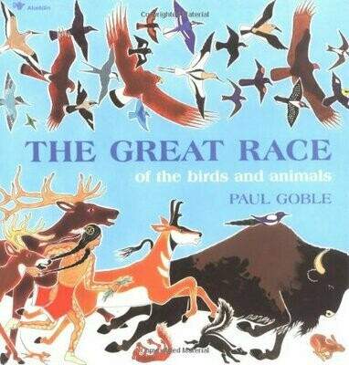 The Great Race of the Birds & Animals