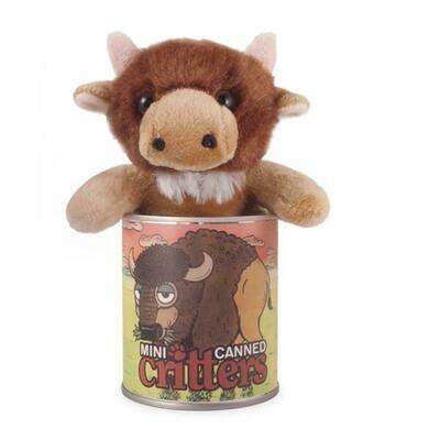 Mini Canned Buffalo