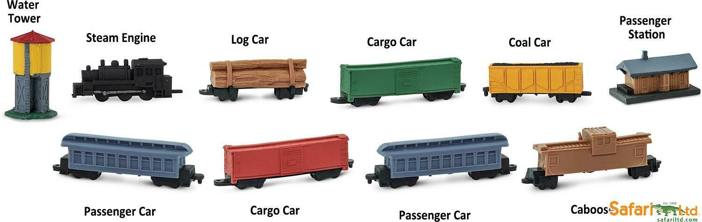 Steam Train Toob