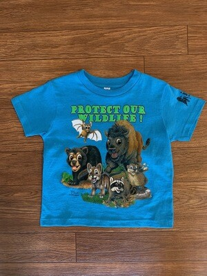 Protect Our Wildlife Youth T-Shirt