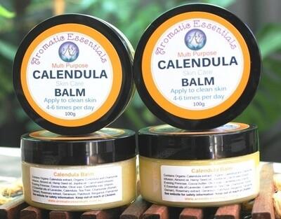 Skin - Calendula Cuts and Rashes healing balm