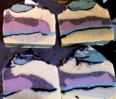 Soap - Organic Coconut Cream -