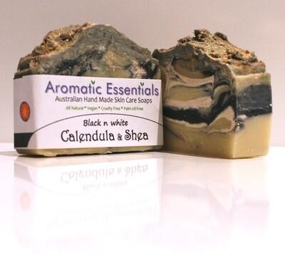 Soap - Calendula and Shea  - Organic, Sensitive skin, face