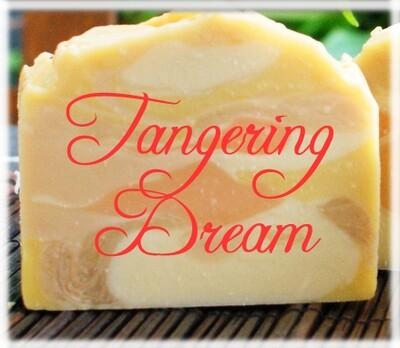 Soap - Organic Coconut Cream Tangerine