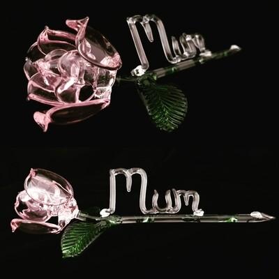 Rose with Mum