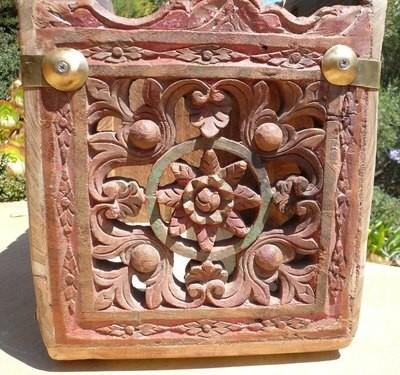 Balinese Bike Crate
