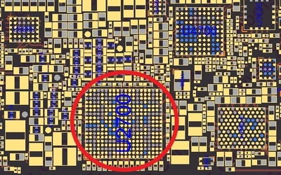 iPhone 8 8plus PMIC power management chip U2700, 338S00309