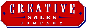 Creative Sales Company Online Store