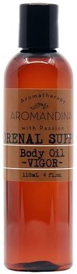 Adrenal Support Body Oil