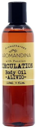 Body Oil for Circulation
