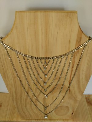 Beautiful Back Necklace