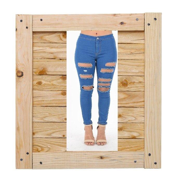 American Bazi Ripped Jeans